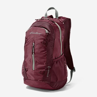 Stowaway 20L Packable Pack in Red