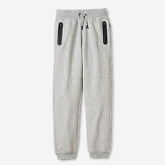 Boys' Resolution Tech Jogger Pants in Gray