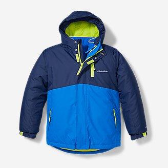 Boys' Powder Search 3-in-1 Jacket in Blue