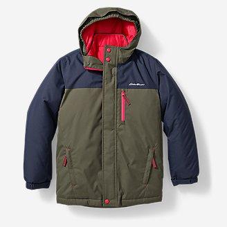Boys' Powder Search 3-in-1 Jacket in Green
