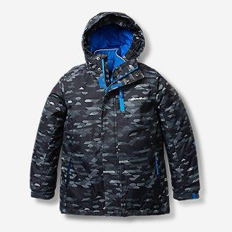 Boys' Powder Search 3-In-1 Jacket in Gray