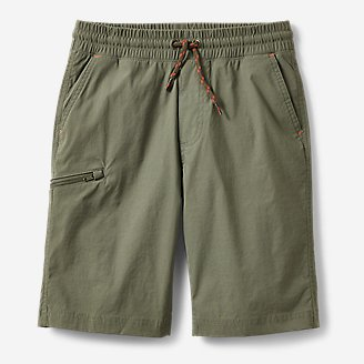 Boys' Ranger Shorts in Green