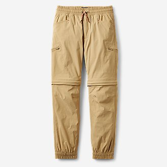 Boys' Ranger Pants in Beige