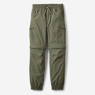 Boys' Ranger Pants in Green