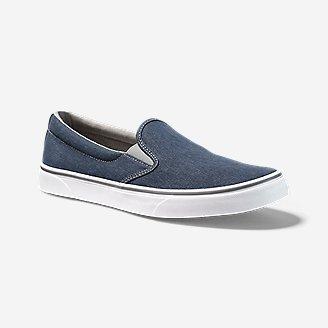 Men's Haller Slip-On in Blue