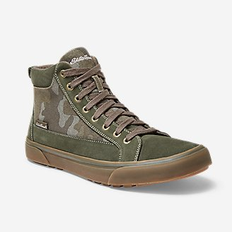 Storm Sneaker in Green