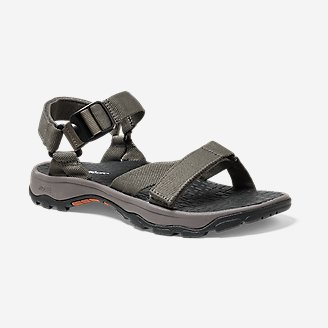 Men's Sport Sandal in Green