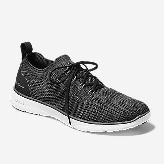 Men's Flexion Cloudline Sneaker in Black