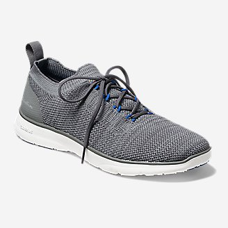 Men's Flexion Cloudline Sneaker in Gray
