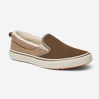 Men's Storm Slip-On in Beige