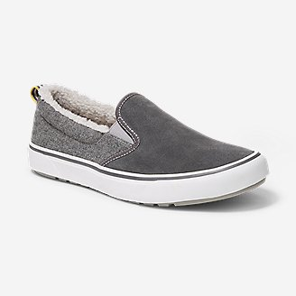 Men's Storm Slip-On in Gray