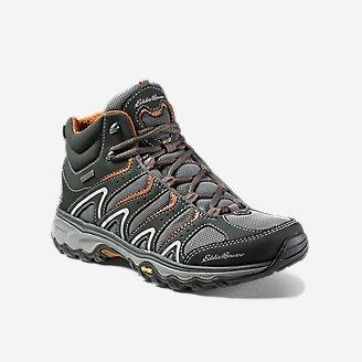 Men's Lukla Pro Mid Hiker in Gray