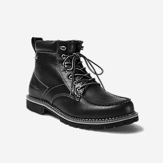 Severson Moc-Toe in Black