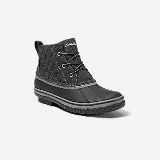 Women's Hunt Pac Mid Boot - Fabric in Gray
