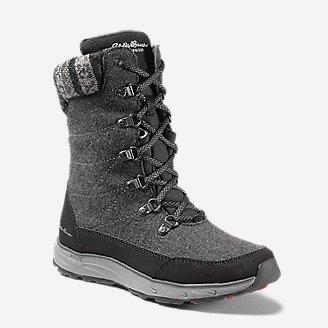 Women's Laurel Lace Boot in Gray