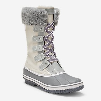 Women's Hunt Pac Deluxe Boot in White