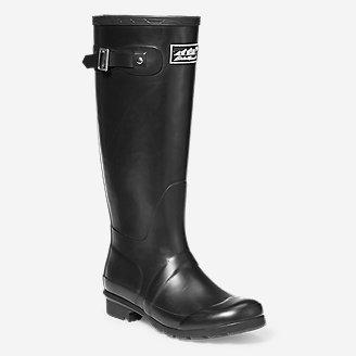 Women's Rain Pac Boot in Black