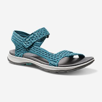 Women's Flexion Sandal in Blue