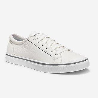 Women's Chatam Leather Sneaker in White