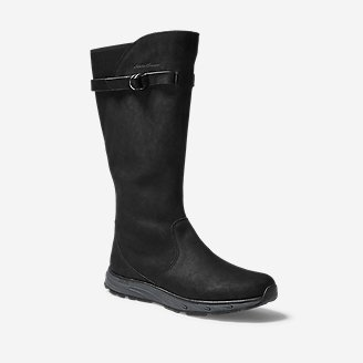Women's Lodge Boot in Black