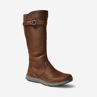 Women's Lodge Boot in Brown