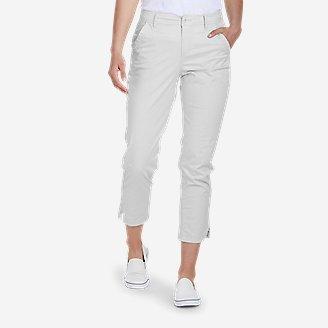 Women's Aspire Ankle Pants in Beige