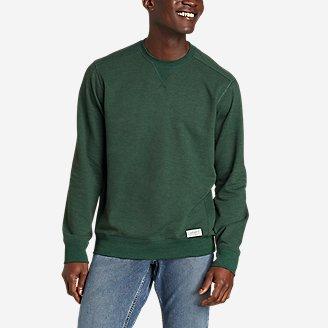 Men's Everyday Crew Sweatshirt in Green