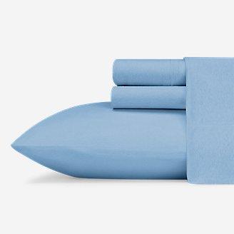 Jersey Knit Sheet Set in Blue