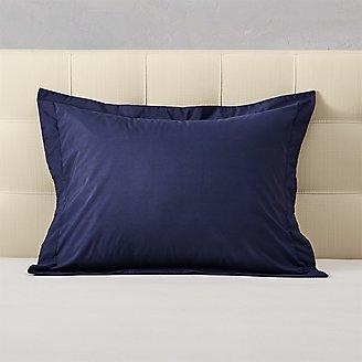 Cascade Pillow Sham in Blue