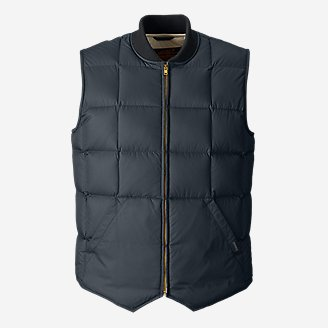 Men's Eddie Bauer JJJJound Canadian Vest in Blue