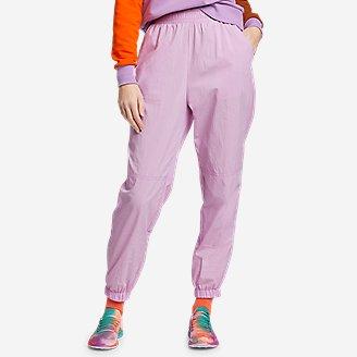 Women's Eddie Bauer x karla Woven Sweatpants in Purple