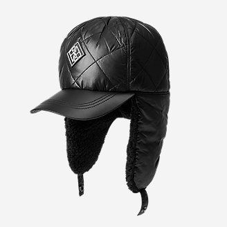 Eddie Bauer X Baja East Down Hat in Black