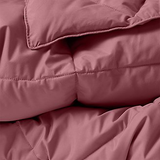 Cascade Down Comforter - Colored in Blue