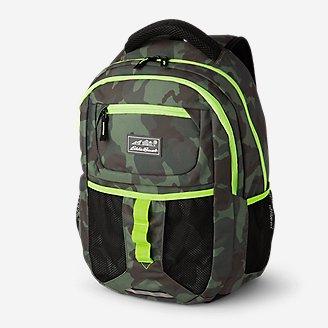 Kids' Adventurer Pack - Large in Green