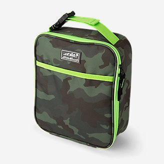 Kids' Lunch Box Cooler in Green
