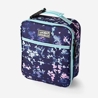 Kids' Lunch Box Cooler in Blue