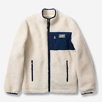 Kids' Chilali Fleece Jacket in Beige