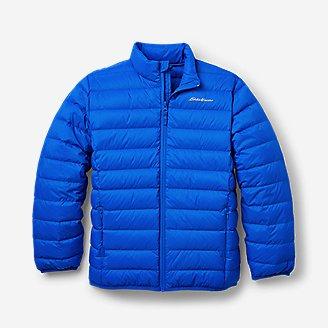 Kids' Cirruslite Down Jacket in Blue
