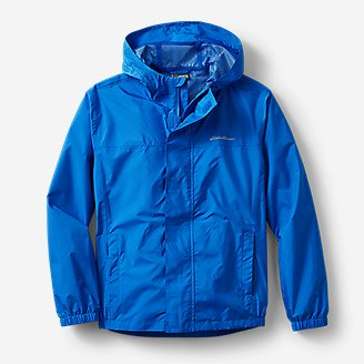 Kids' Rainfoil Jacket in Blue