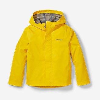 Kids' Rock Skipper Rain Slicker in Yellow