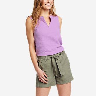 Women's Carry-On Tank Top in Purple