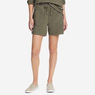 Women's Shoreline Shorts in Green