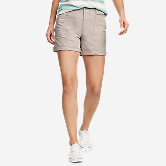 Women's Guides' Day Off Utility Shorts in Beige