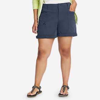 Women's Guides' Day Off Utility Shorts in Blue