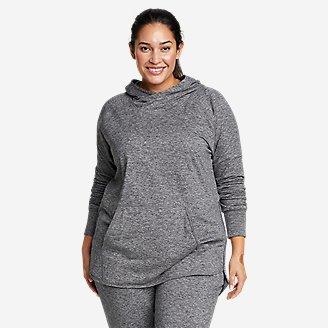 Women's Treign Pullover Hoodie in Gray