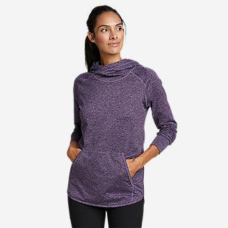 Women's Treign Pullover Hoodie in Purple