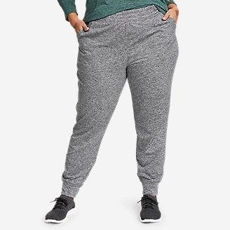 Women's Treign Jogger Pants in Gray