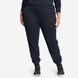 Women's Treign Jogger Pants in Blue