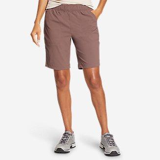 Women's Guide Ripstop Shorts in Purple