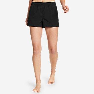 Women's Tidal Shorts in Black